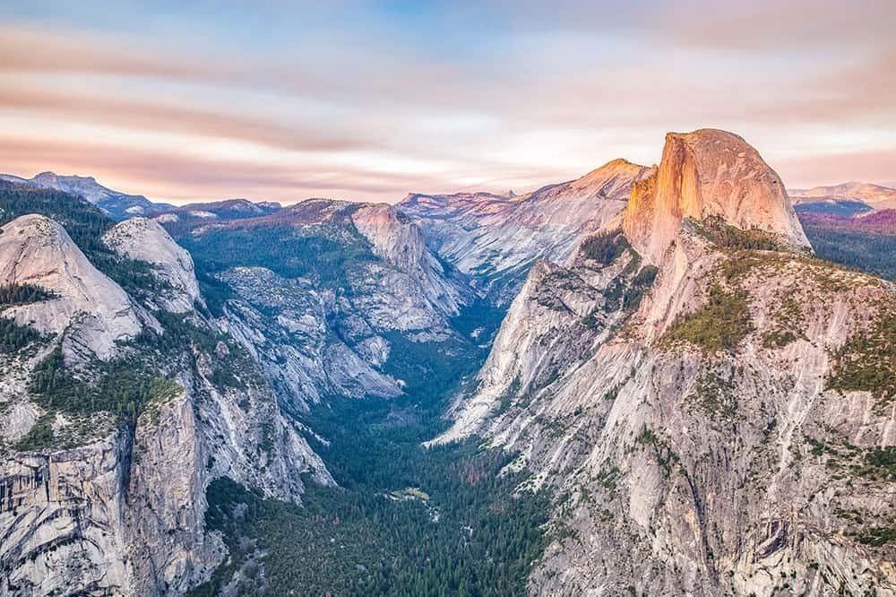 THE BEST OF YOSEMITE IN ONE DAY - BEST HIKES, VIEW POINTS AND MORE!