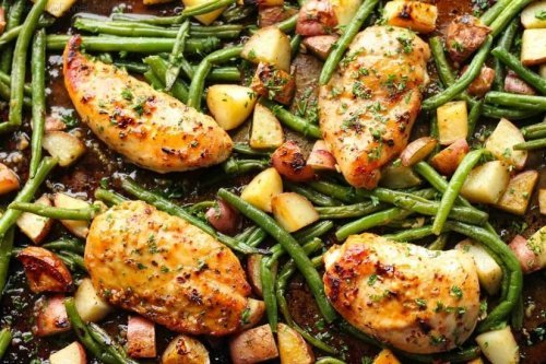Easy Sheet Pan Chicken Dinners You Need To Try