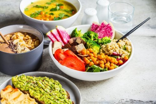 7-Day High-Fiber Meal Plan to Help You Lose Weight
