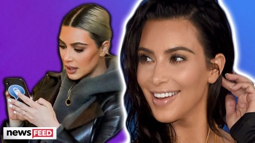 Kim Kardashian BREAKS SILENCE After Divorce Filing!
