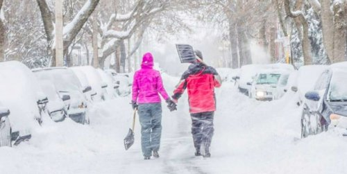 This New Canada Winter Forecast Is Calling For Another Polar Vortex