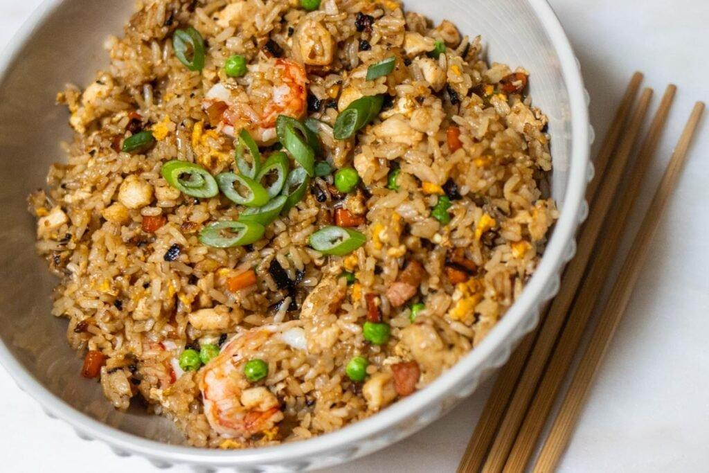 Make Something Special This Weekend. We're making Yangzhou Fried Rice.