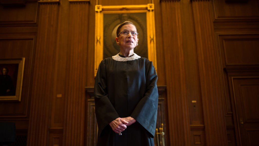 Ruth Bader Ginsburg and the Supreme Court