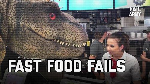 FAST FOOD FAILS | FailArmy