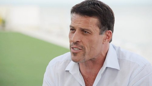 Lessons learned from spending hundreds of hours with Tony Robbins