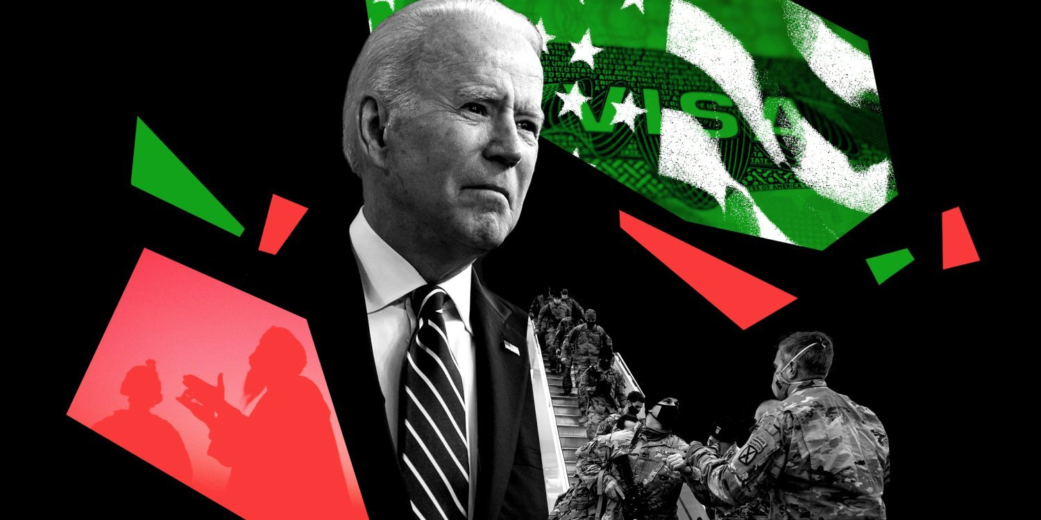 America left protecting Afghan allies to the last minute because of course it did