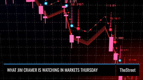 What Jim Cramer Wishes Wall Street Would Pay Attention to Thursday