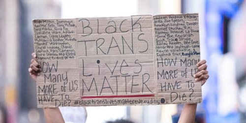 2020 was the deadliest year on record for transgender people in the US