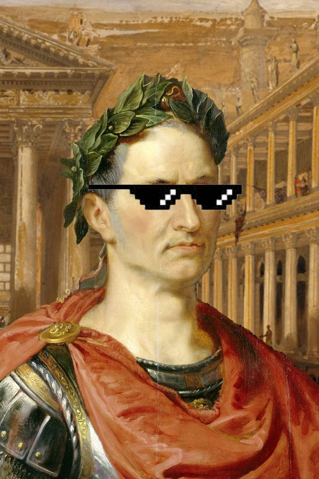 5 Awesome Stories About Julius Caesar