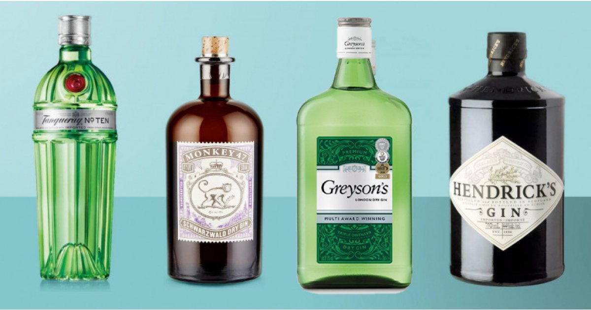 Fantastic gin you need in your collection: over 50 bottles tested