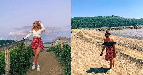 Cette plage à 1h de Québec est LA place où t'étendre au soleil cet été