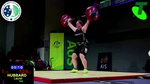 Pro weightlifters told to 'be quiet' on transgender issue