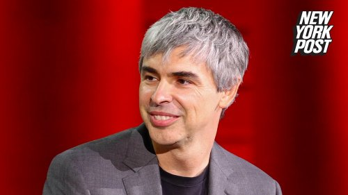 Reclusive Google co-founder Larry Page reportedly hiding out in Fiji