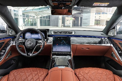 This Why The Mercedes-Benz S-Class Is In A League Of Its Own