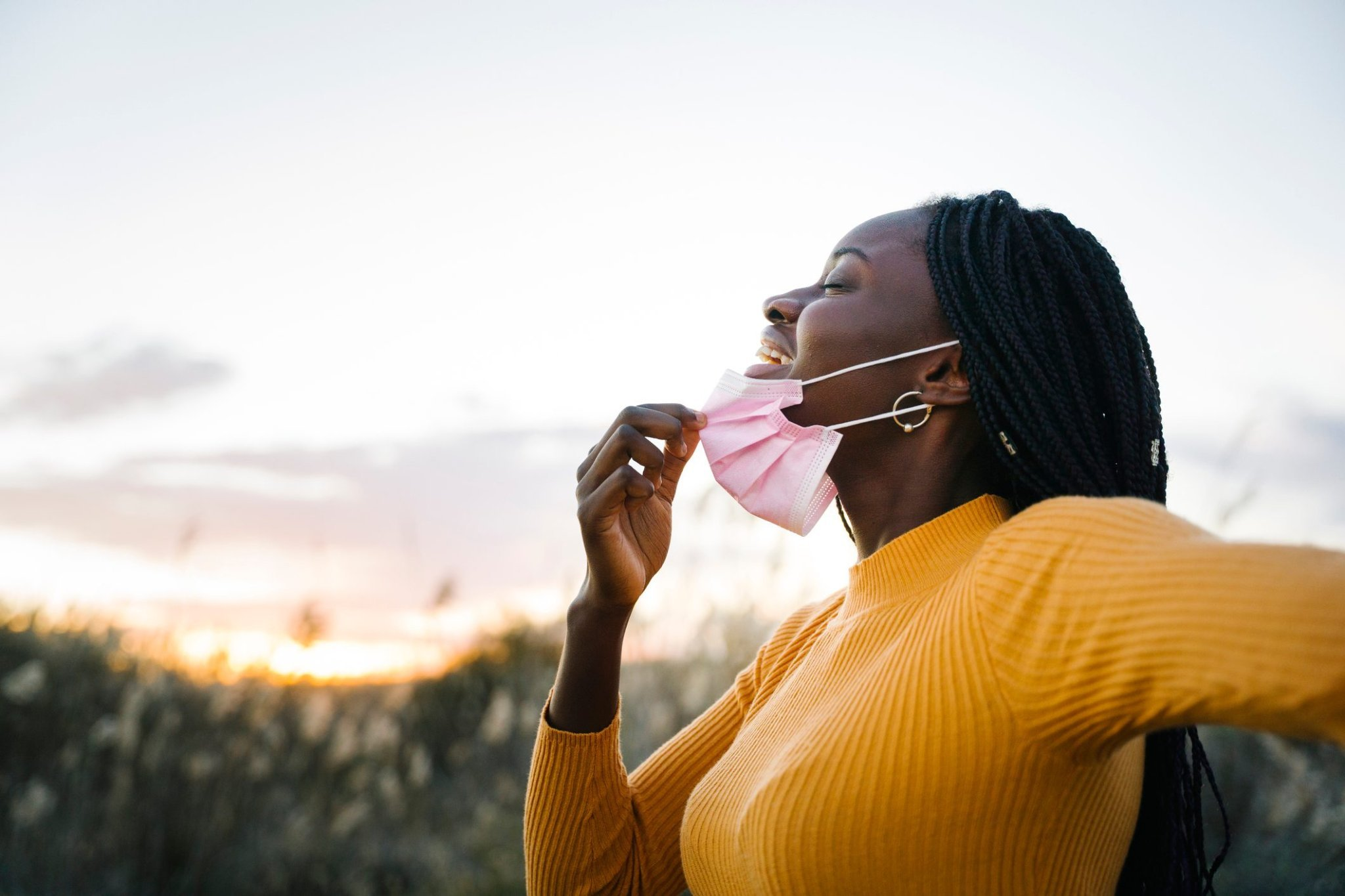 I'm Vaccinated—Can I Stop Wearing My Mask?