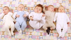 A 2020 Decline in U.S. Birth Rates Negates Covid Thirst for Babies