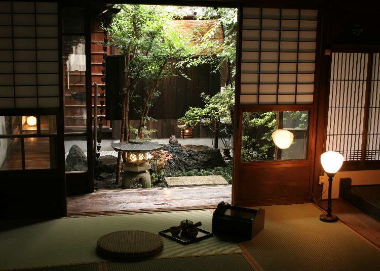 Get Your Best Rest at these West Japan Guest Houses