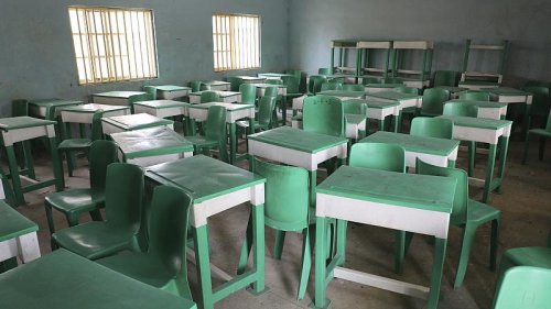 Police and army launch bid to rescue 317 girls kidnapped from their school in Nigeria