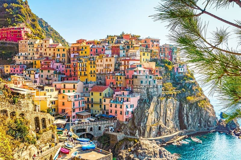 THE MOST BEAUTIFUL VILLAGES IN THE WORLD