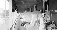 Discover flu pandemic