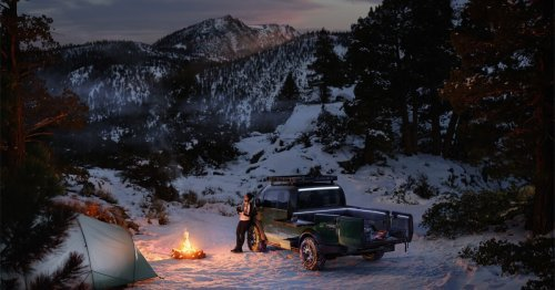 All-electric camping is on its way