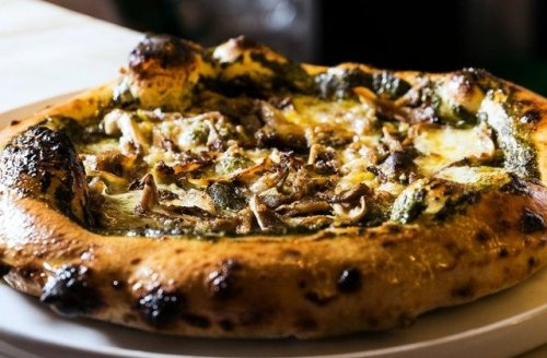 This Classic Mushroom Pizza Will Blow You Away