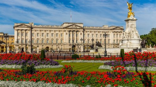 Everything You Didn't Know About Buckingham Palace's $500 Million Renovation