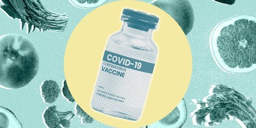 What Should You Eat and Drink After Getting the COVID Vaccine?