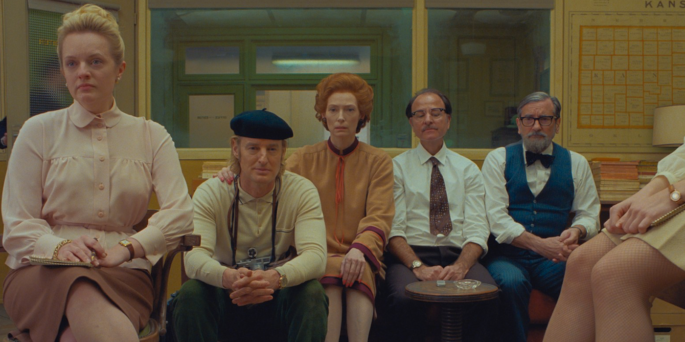 Wes Anderson's 'The French Dispatch' Gets New Poster and Theatrical Release Date