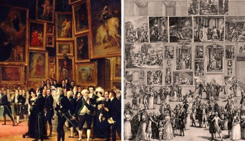 The Paris Salon: Prestige, Popularity, And Progress