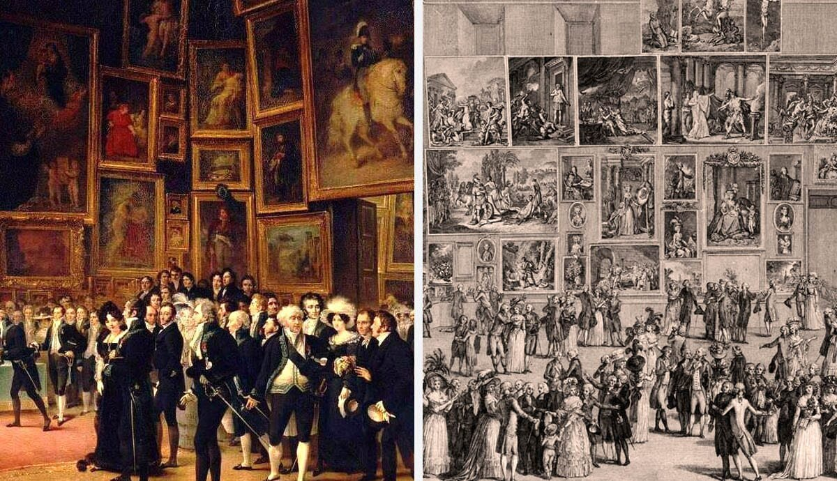 The Paris Salon: Prestige, Popularity, And Progress