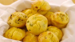 Corn Muffins With a Twist! Some New Recipes with Just One Mix