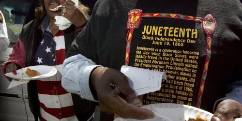 Why the campaign to make Juneteenth a federal holiday took decades