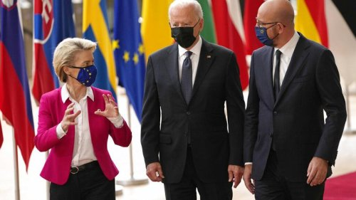 EU and US agree to resolve steel and aluminium dispute by end of year
