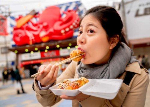 Osaka's Got You By The Tastebuds!