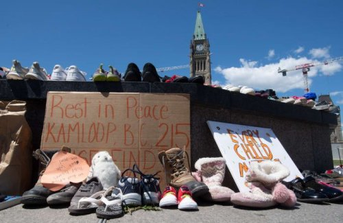 'We won't forget about the children'