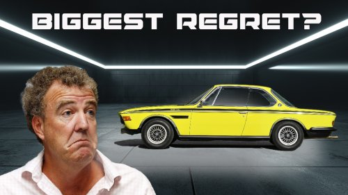 The One Car Jeremy Clarkson Regrets Ever Selling | HotCars News