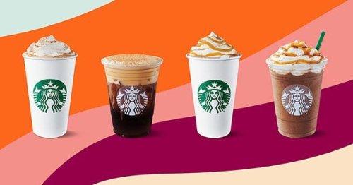 The Best of Starbucks Fall Drinks