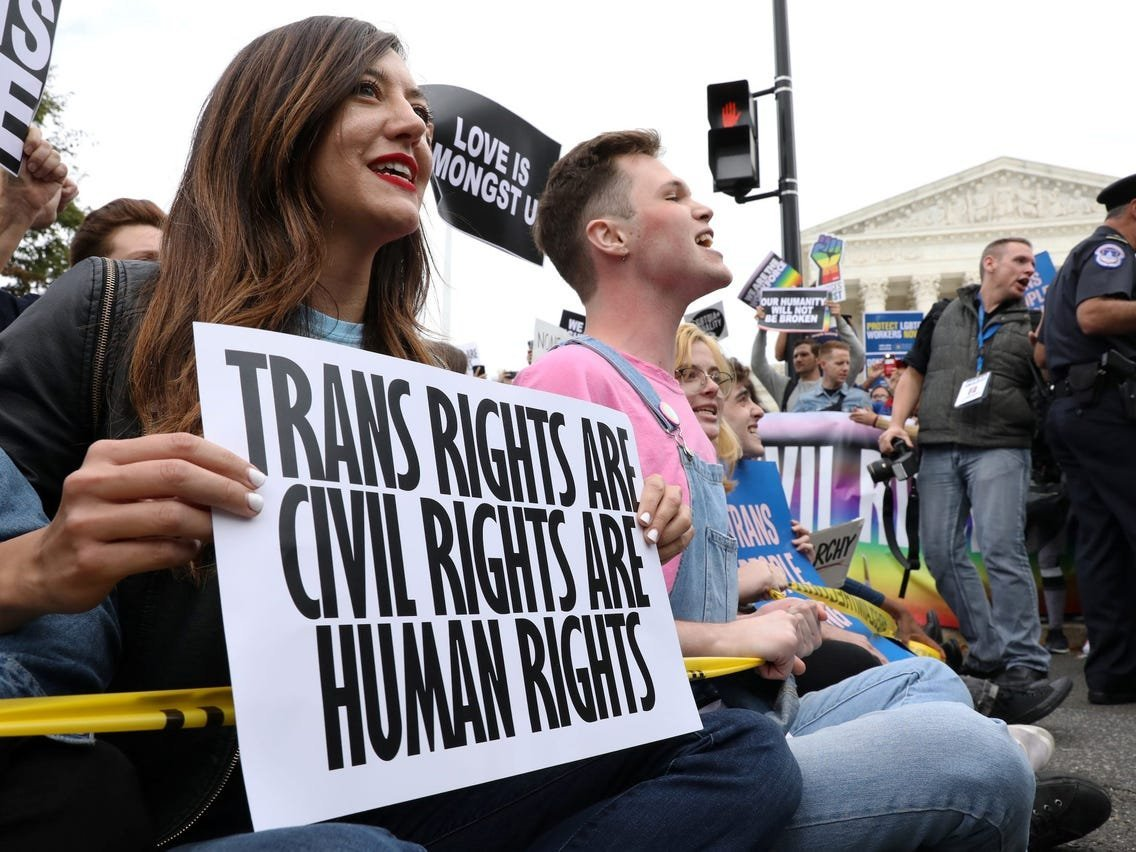 Every anti-trans bill passed this year