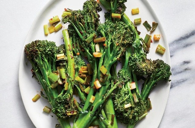 Broccolini Is The Perfect Side Dish For Any Dinner