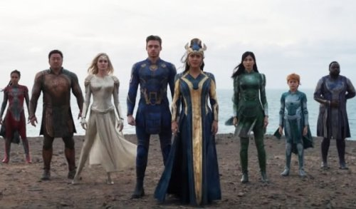 Eternals trailer introduces Marvel's newest heroes