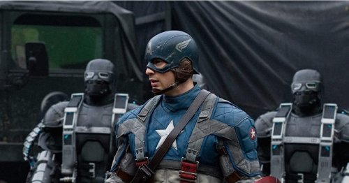 Captain America's weird original ending revealed: we're glad this was changed!