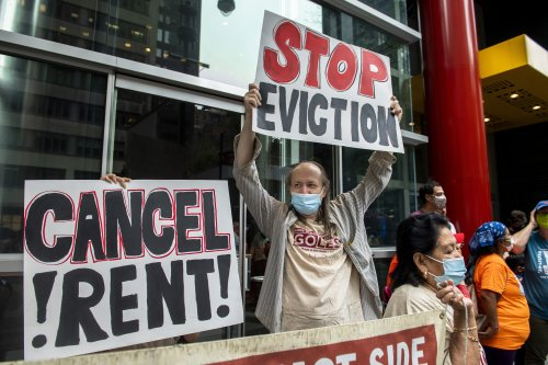 Supreme Court allows evictions to resume during pandemic