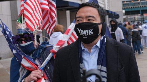 Is Andrew Yang Trolling?