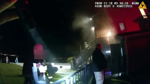 Video From New London Fire That Killed Ex-Zappos CEO Tony Hsieh