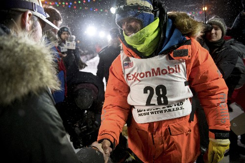 ExxonMobil becomes latest sponsor to sever Iditarod ties