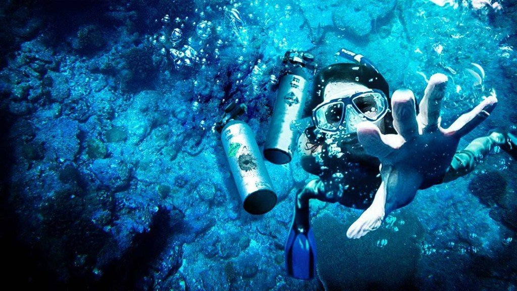 This Is How You Can Survive Almost Any Underwater Accident