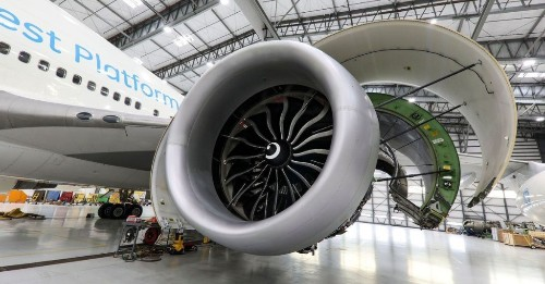 The world's biggest jet engine, by the numbers