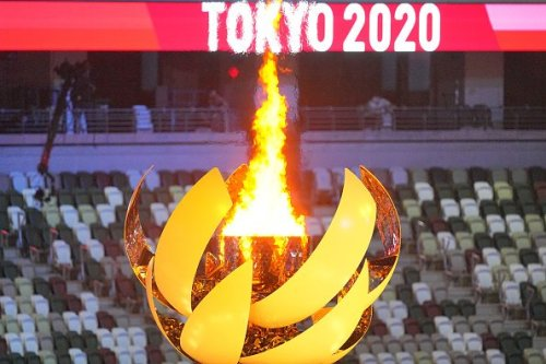 Best Shots from Tokyo Olympics Opening Ceremony