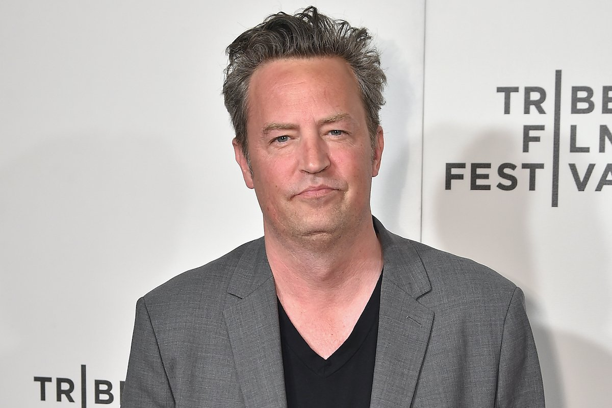 Matthew Perry 'Spiraling' After Getting 'Dumped' By Fiancee, Worrying Friends?